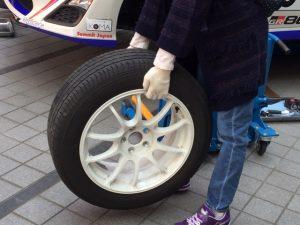 タイヤ整備2